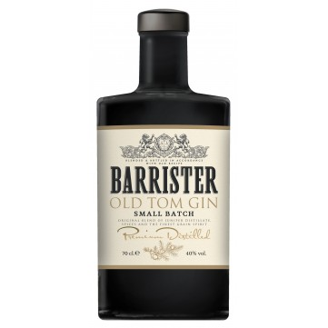 BARRISTER OLD TOM 0,7 L