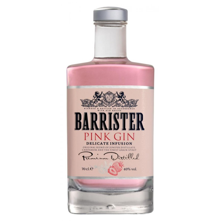 BARRISTER PINK 0,7 L
