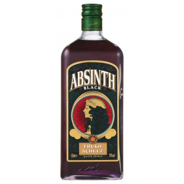 ČERNÝ ABSINTH MAGIC FRUKO-SCHULZ
