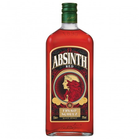 FRUKO SCHULZ ABSINTH MAGIC RED