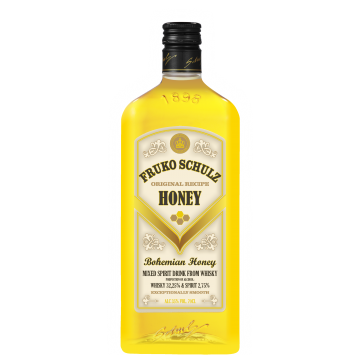 FRUKO SCHULZ WHISKY HONEY 0,7 L