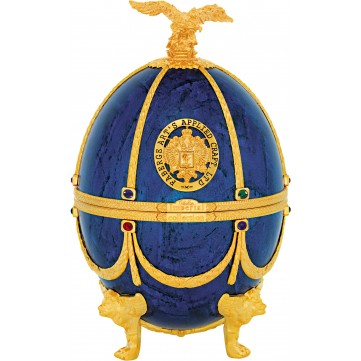 IMPERIAL COLLECTION VEJCE FABERGE, SAFÍR
