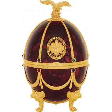 IMPERIAL COLLECTION VEJCE FABERGE, RUBÍN